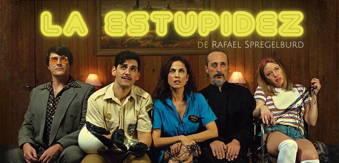 Promoción y Comunicación de la obra 'La Estupidez'.
